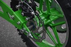 elektro scooter 36v 1000w gruen -c002g -7