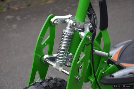 elektro scooter 36v 1000w gruen -c002g -8