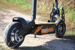 elektro scooter captain 1500w 48V mit Holzbrett -8
