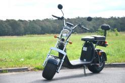 elektro scooter coco bike fat mit strassenzulassung cp01 schwarz -1
