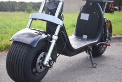 elektro scooter coco bike fat mit strassenzulassung cp01 schwarz -10