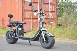 elektro scooter coco bike fat mit strassenzulassung cp01 schwarz -13