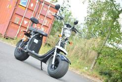 elektro scooter coco bike fat mit strassenzulassung cp01 schwarz -6