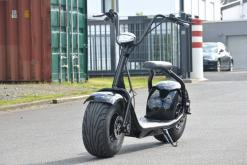 elektro scooter coco bike schwarz chopper -h001 -12