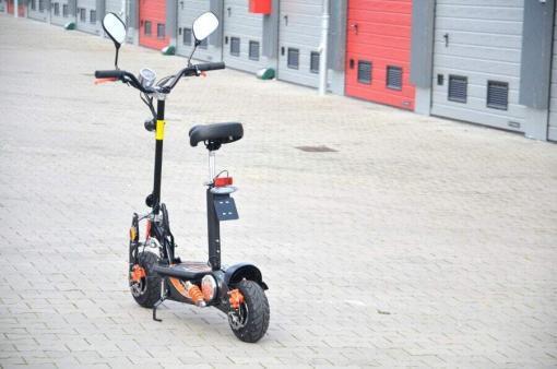 elektro scooter mit strassenzulassung -aeec -9