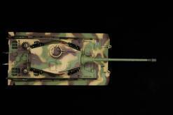 ferngesteuerter panzer deutscher koenigstiger henschelturm pro von heng long - 10