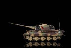 ferngesteuerter panzer deutscher koenigstiger henschelturm pro von heng long - 8