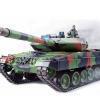 """Ferngesteuerter Panzer mit Schuss """"Deutscher Leopard 2A6"""" Heng Long 1:16 mit Rauch&Sound und Stahlgetriebe -2,4Ghz V6.0 -1"""