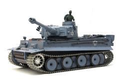 deutscher tiger 1 ferngesteuerter panzer mit schuss rauch und sound mit metallgetriebe und metallkette - pro -8