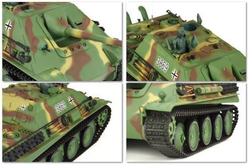 ferngesteuerter panzer von heng long - deutscher jagdtpanther -14