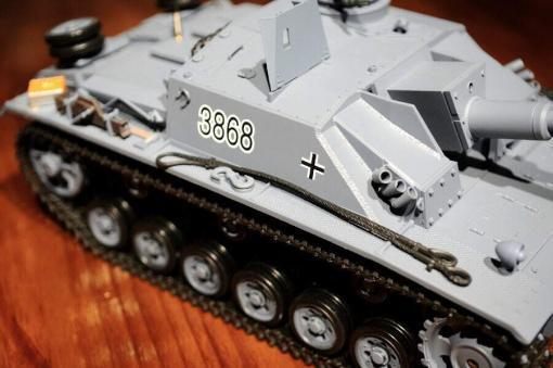 panzer ferngesteuert henglong sturmgeschuetz 3 stug upgrade version 6.0-5