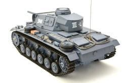 ferngesteuerter panzer mit schussfunktion heng long rauch sound deutscher kampfwagen 3 -2