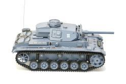 ferngesteuerter panzer mit schussfunktion heng long rauch sound deutscher kampfwagen 3 -4
