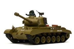 panzer ferngesteuert mit schuss heng long snow leopard -4