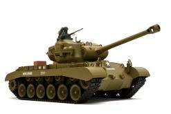 panzer ferngesteuert mit schuss heng long snow leopard -7