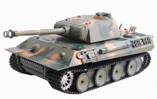 panzer ferngesteuert heng long german panther -1