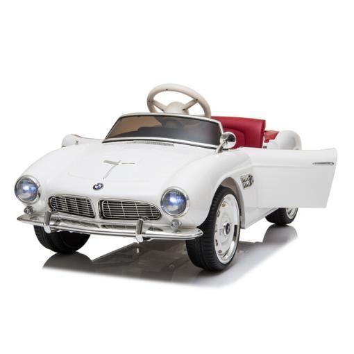 """Kinderfahrzeug - Elektro Auto """"BMW 507 Oldtimer"""" mit 2,4Ghz Fernsteuerung, MP3 -1"""