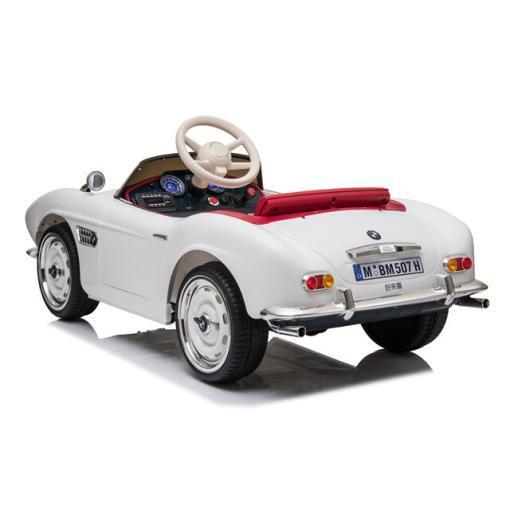 """Kinderfahrzeug - Elektro Auto """"BMW 507 Oldtimer"""" mit 2,4Ghz Fernsteuerung, MP3 -2"""