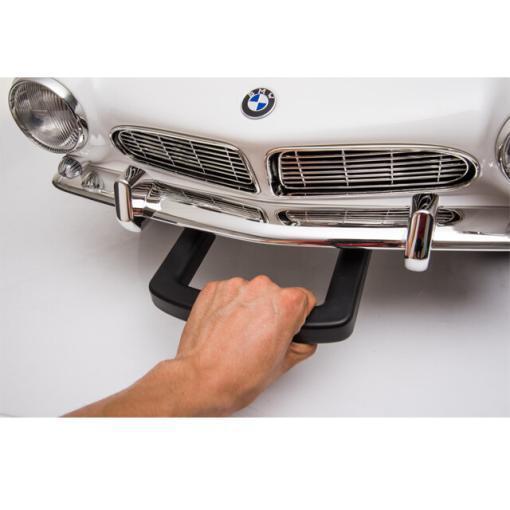 """Kinderfahrzeug - Elektro Auto """"BMW 507 Oldtimer"""" mit 2,4Ghz Fernsteuerung, MP3 -5"""