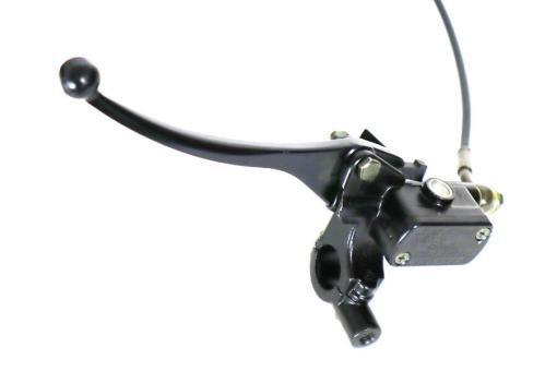 Bremssystem vorne für Coco Bike E-Scooter: Bremshebel, Bremsschlauch, Bremssattel, Bremsbeläge usw.-22