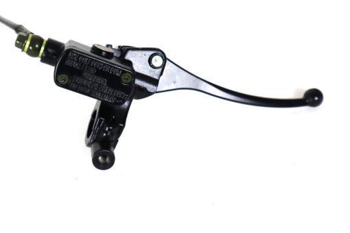 Bremssystem vorne für Coco Bike E-Scooter: Bremshebel, Bremsschlauch, Bremssattel, Bremsbeläge usw.-5