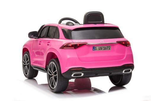 kinder-elektroauto-kinderfahrzeug-mercedes-gle450-pink-4