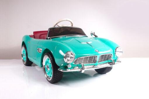 elektro-kinderauto-bmw-507-gruen