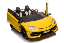 kinder-elektroauto-lamborghini-aventador-svj-doppelsitzer-028-gelb