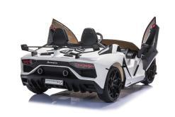 kinder-elektroauto-lamborghini-aventador-svj-doppelsitzer-028-weiss-2